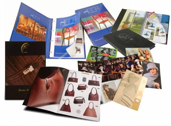 studio di grafica e fotografia che si occupa di realizzare depliant e cataloghi curandoli fino ai vari processi di stampa