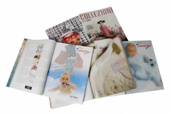 Curiamo la vostra immagine per la pubblicazione su riviste