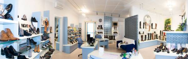 immagine di showroom