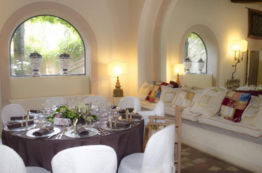 foto sala da pranzo azienda turistica