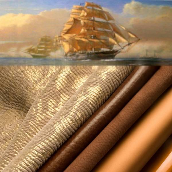 fotografia di pelli di vario tipo con interventi grafici a tema