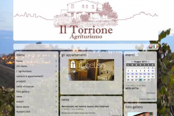 siti internet per strutture turistiche e agriturismi
