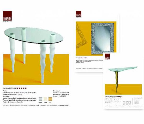 progettazione e realizzazione grafica di depliant e cataloghi