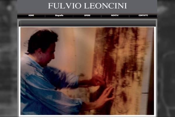 Sito web e fotografia realizzati da ideositiweb per il noto artista Leoncini di santa croce sull´arno pisa