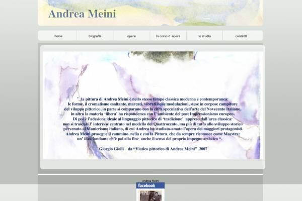 Sito realizzato da ideositiweb per il maest0 Andrea Meini di Empoli
