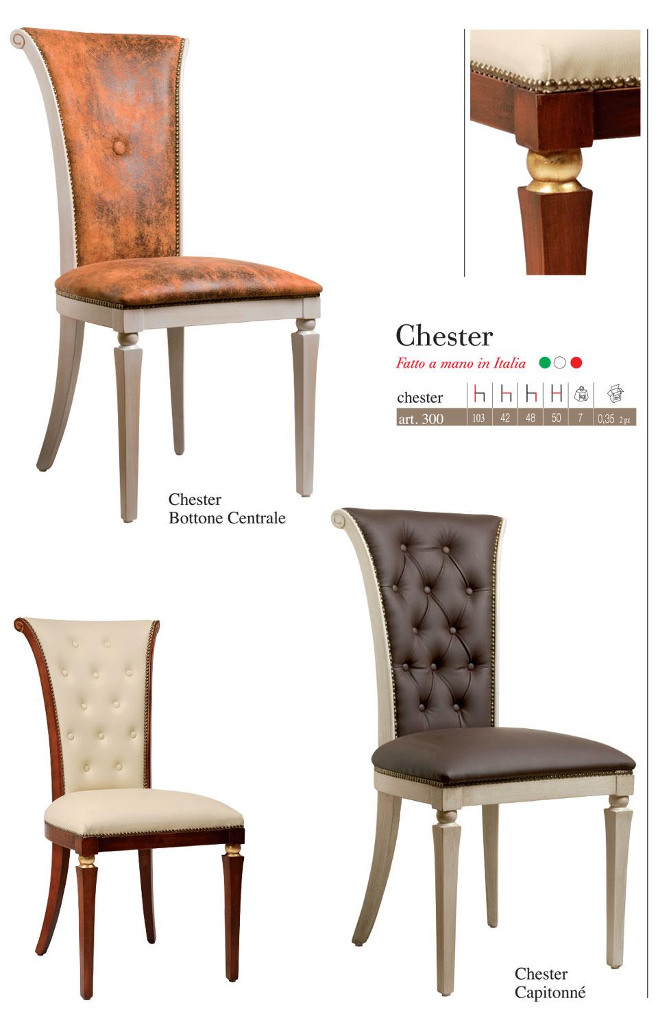 immagini realizzate in studio foto della sedia e dei vari particolari