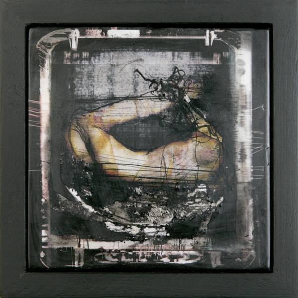 """foto dell'opera di Fulvio Leoncini """"Torture1"""""""